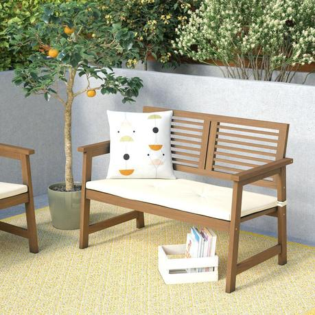 garden bench garden benches home depot