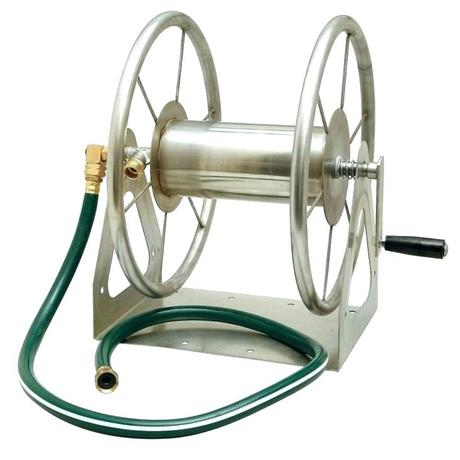 auto garden hose reel wll ches tll auto retractable water hose reel