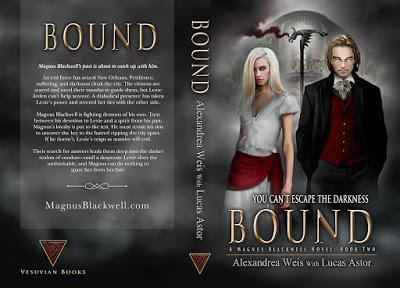 Bound by Alexandrea Weis