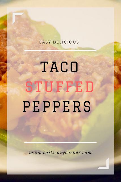 Taco Stuffed Peppers