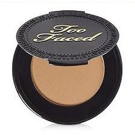 Too Faced Chocolate Soleil Medium/Deep Matte Bronzer Travel Size Mini 0.08 oz