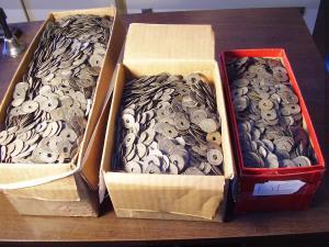 Pecha Kucha Night – My love affair with numismatics