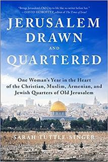 Book Review: Jerusalem Drawn and Quartered