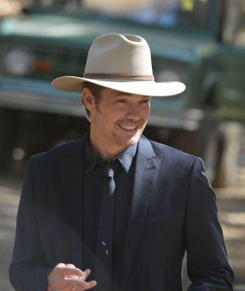 Justified, Season 6 – Raylan Givens in All Blue
