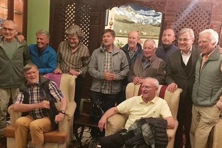 Historic No-Oxygen Climbing Team Returns to Nepal 40 Years Later