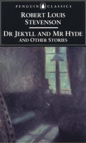 The Strange Case of Dr Jekyll and Mr Hyde by Robert Louis Stevenson (1886)