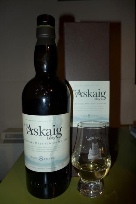 Tasting Notes: Port Askaig: 8 Year