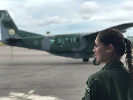 Featured Caravan Pilot: Jeciane with the Brazilian Air Force