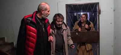 "221. Bulgarian director Stephan Komandarev's film ""Posoki"" (Directions) (2017): Has God indeed left Bulgaria along with a third of its population, to quote a character in the film?"