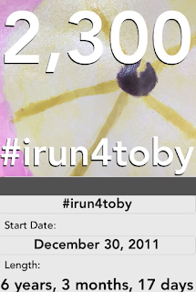 Running Streak day 2300 and beyond