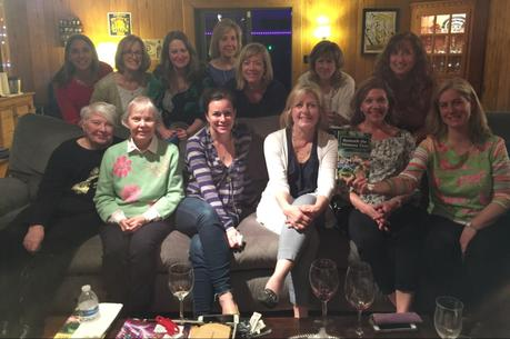 Book Club Visits Benefit Authors – Truly.