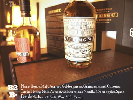 Compass Box Great King St Artist's Blend Review