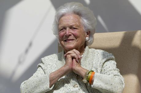 "Barbara Bush:  ""I Have No Fear Of Death"""