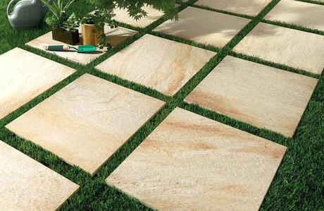 garden stone tiles out20 oraa natural stone garden paving