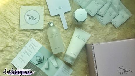 Dare to Bare with Althea Korea's Newest Skin Care products Bare Essentials