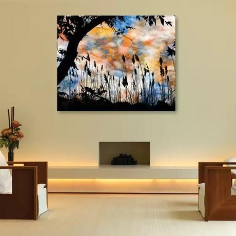 Home Decor: Canvas Painting | Wall Art