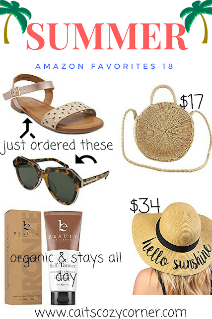 Summer Amazon Favorites!