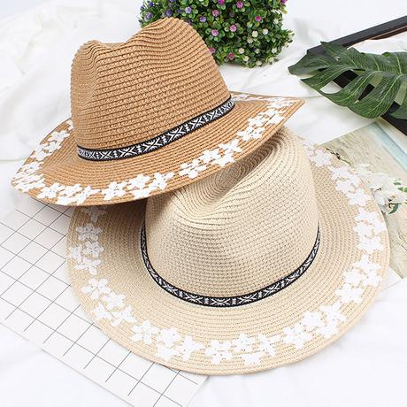 summer straw hats for women