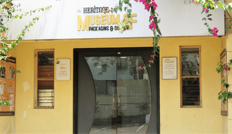 Manjushree Heritage Museum of Packaging & Design