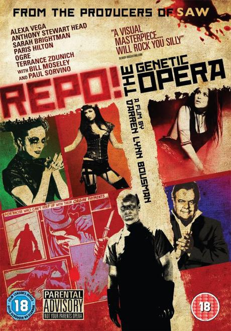 ABC Film Challenge  Favourite Films  R – Repo the Genetic Opera