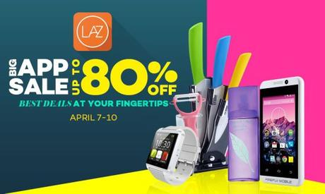 Top Brand Deals To Avail During The Mega Birthday Celebration Of Lazada!