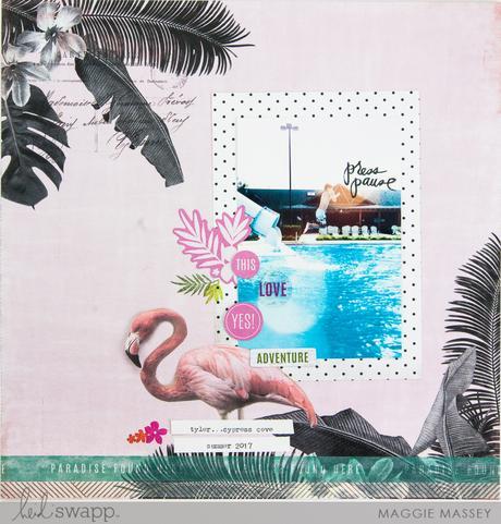 Pineapple Crush | Heidi Swapp