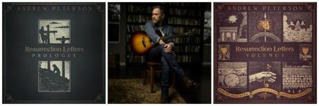 Andrew Peterson Resurrection Letters Recordings Gather 5-Star Acclaim