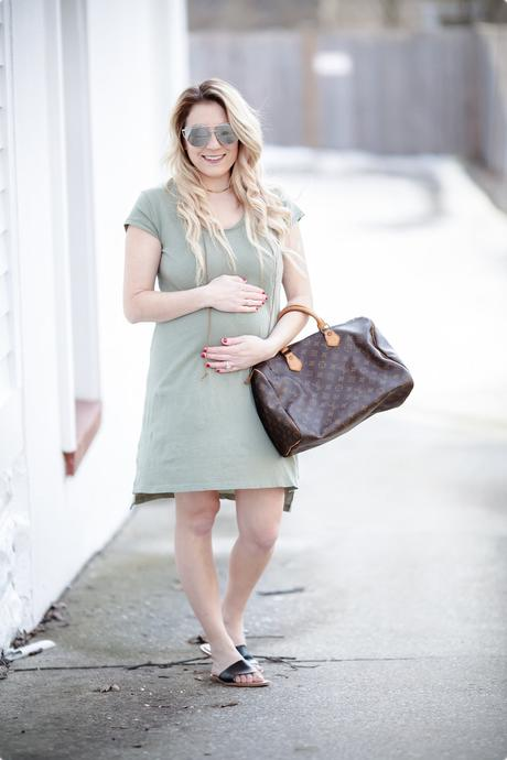 The perfect staple dress for spring: 2 ways