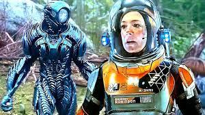 Lost in Space 1965 vs Lost in Space 2018
