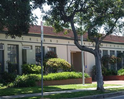 Author Visit and Book Signing at Overland School, Los Angeles, CA