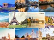 Most Beautiful Travel Destinations Europe