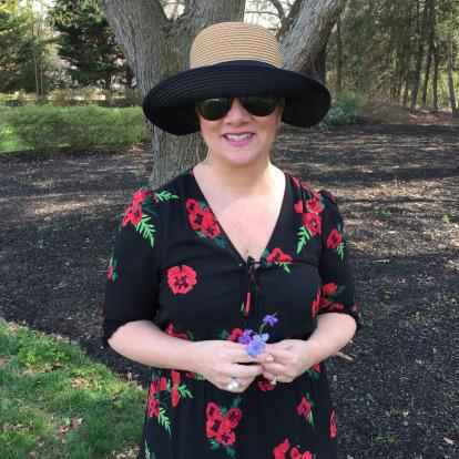 Wednesday Wardrobe – The Floral Maxi Dress