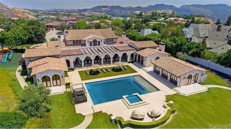 Tamar and Vince Are Asking $85,000 A Month For Calabasas Mansion