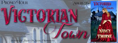 Promo Tour: Victorian Town by Nancy Thorne