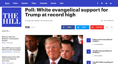 More on Recent News: White Evangelical Fervor for Trump at Record High; White Evangelicals and Racism; Millennials and Abortion; Cardinal Tobin on Listening to LGBTQ Folks