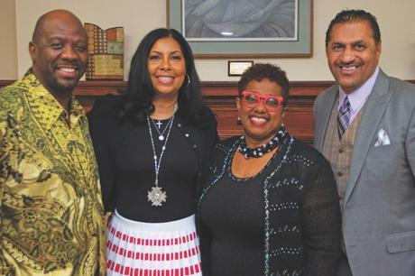 Cookie Johnson Guest Speaker At Holman UMC Prayer Breakfast