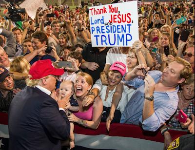 Jesus v. Trump