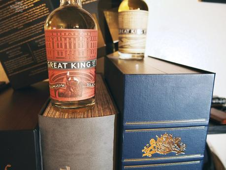 Compass Box Great King St Glasgow Blend
