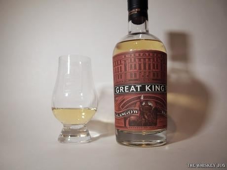 Compass Box Great King St Glasgow Blend Color
