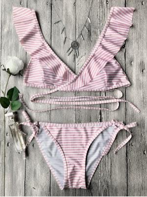 Trendy Fashion Swimwear