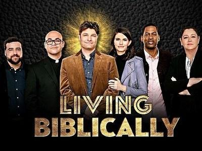 'Living Biblically' Pulled From CBS Monday Night Lineup