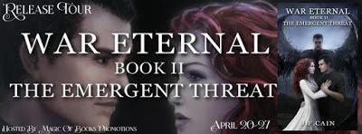 Release Tour: War Eternanal by J.F. Cain