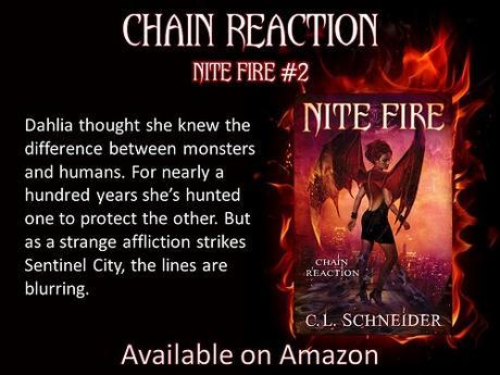 Nite Fire  by C.L. Schneider