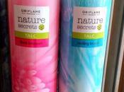 Oriflame Nature Secrets Talc Real Bouquet Cooling Breeze Review