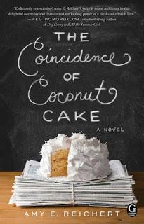 FLASHBACK FRIDAY: The Coincidence of Coconut Cake by Amy E. Reichert -Feature and Review