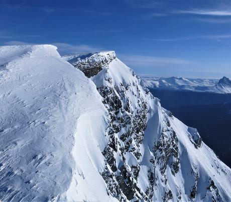 Trio of Climbers Make First Ascent of Jeannette Peak in Canada