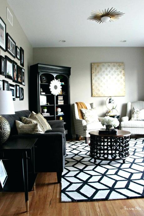 black and white living room rug bls black and white rug living room ideas
