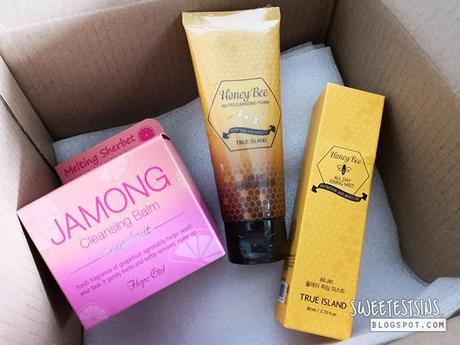 Lazada X Joycos Honey Bee Skin & Care Line