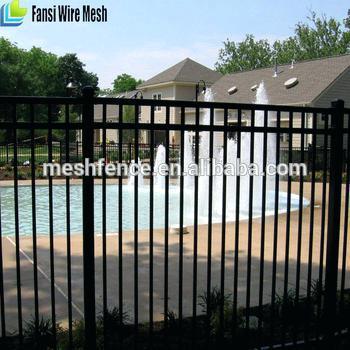 metal garden fencing rtificatedecorative fen metal garden fencing home depot