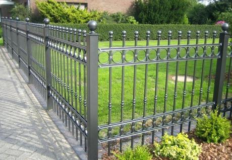 metal garden fencing metal garden fencing ireland